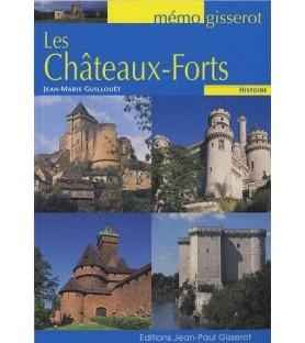 Mémo les châteaux forts- Jean-Marie Guillouet