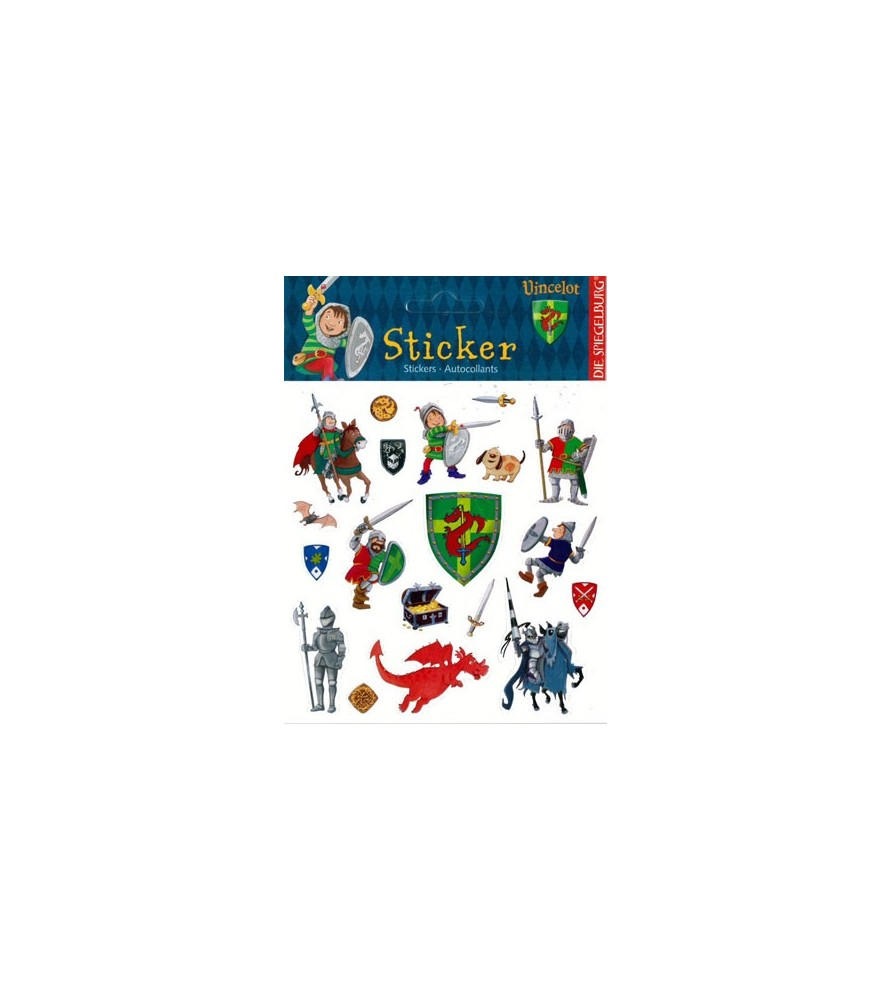 Stickers chevalier Vincelot