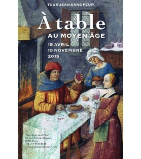 A Table au Moyen Age