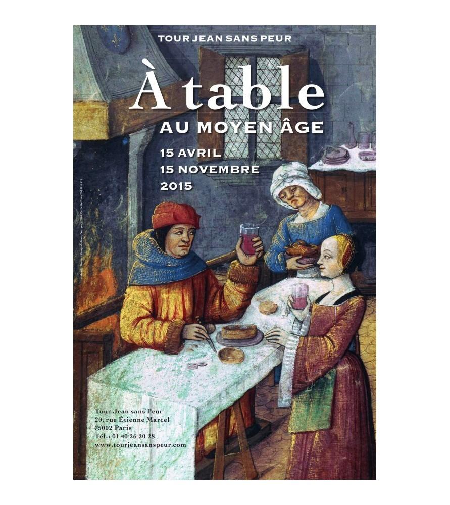A Table au Moyen Age