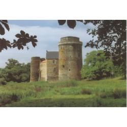 Château saint Mesmin, vue côté chemin Proust