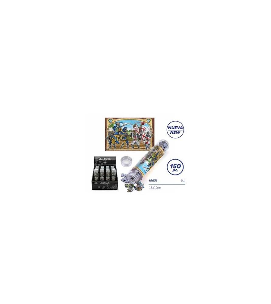 Puzzle chevaliers 150 mini pièces