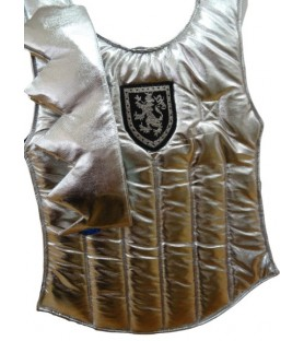 Plastron médiéval chevalier