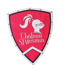 Bouclier Château Saint Mesmin