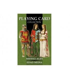 """jeu de cartes """"le moyen âge"""""""