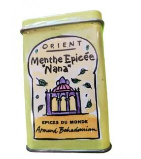 Menthe Nanah