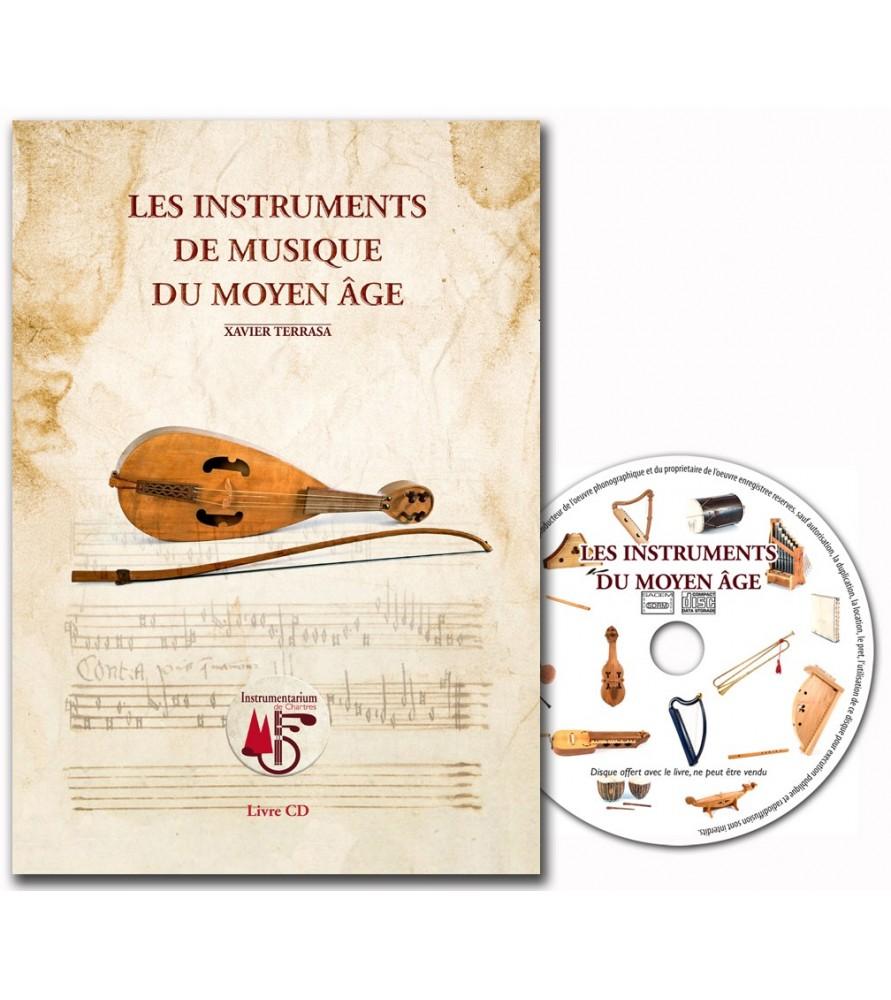 Les instruments de musique au moyen-âge xavier terrasa