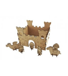 Kit construction chevalier
