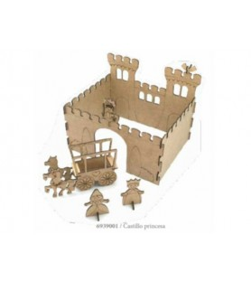 Kit construction château Princesse