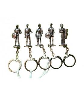 Porte-clefs chevaliers