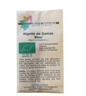 Graines de nigelle de Damas