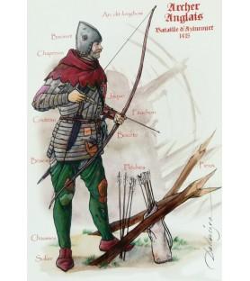 Archer anglais, 1415