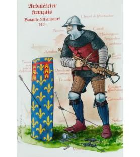 Arbalétrier français, 1415