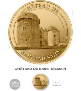 Monnaie de paris du château de Saint Mesmin