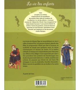 La vie des écoliers au Moyen Age