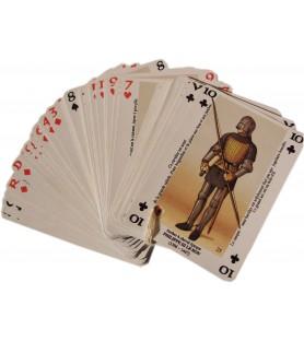 """Jeu de  cartes """"Les armures"""""""
