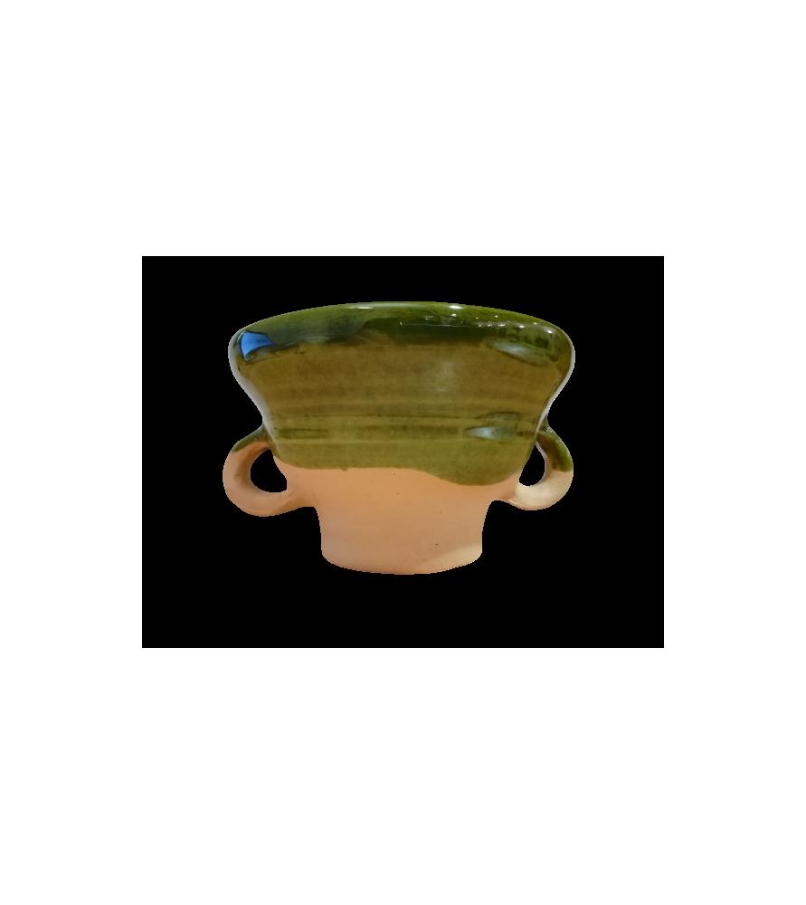 Pot médiéval à pigments, Vendée