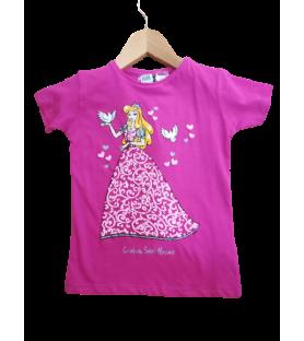T-shirt princesse Paloma