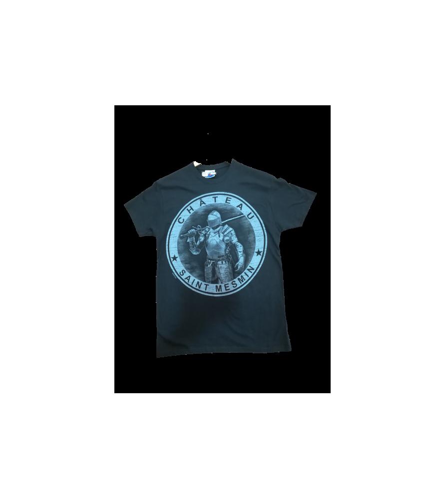 T-shirt adulte chateau saint mesmin