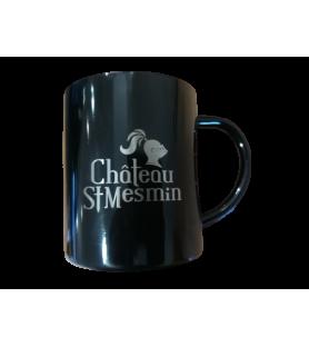 Mug métal noir