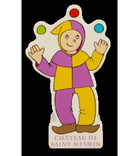 Magnet Enfant Château Saint...