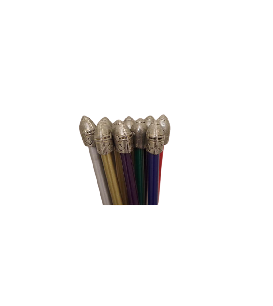 "Crayon de papier ""heaume"""
