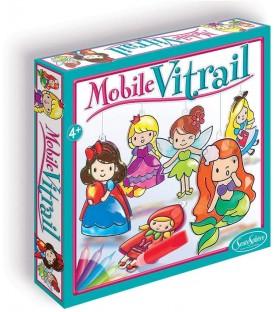 Mobil vitrail princesse