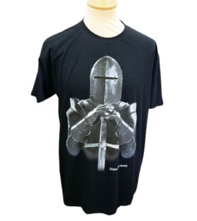 T-shirt enfant armure chevalier