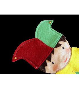 Marionnette à main Bouffon