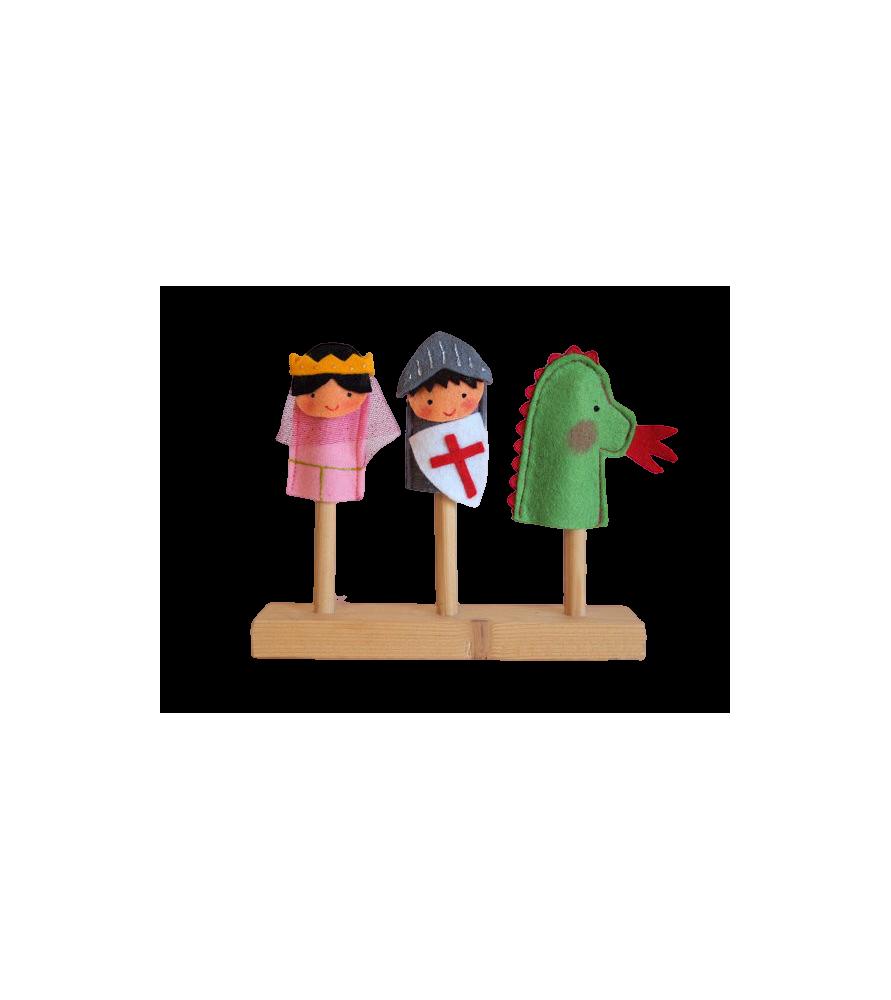 Marionnettes à 3 doigts