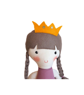 Poupée Princesse rose