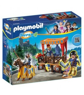 Playmobil® 6695 Tribune royale avec Alex