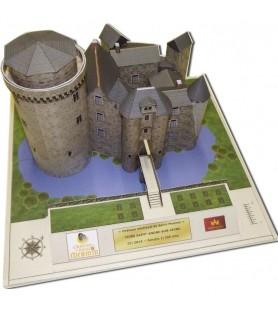 Maquette Château-fort de Saint Mesmin