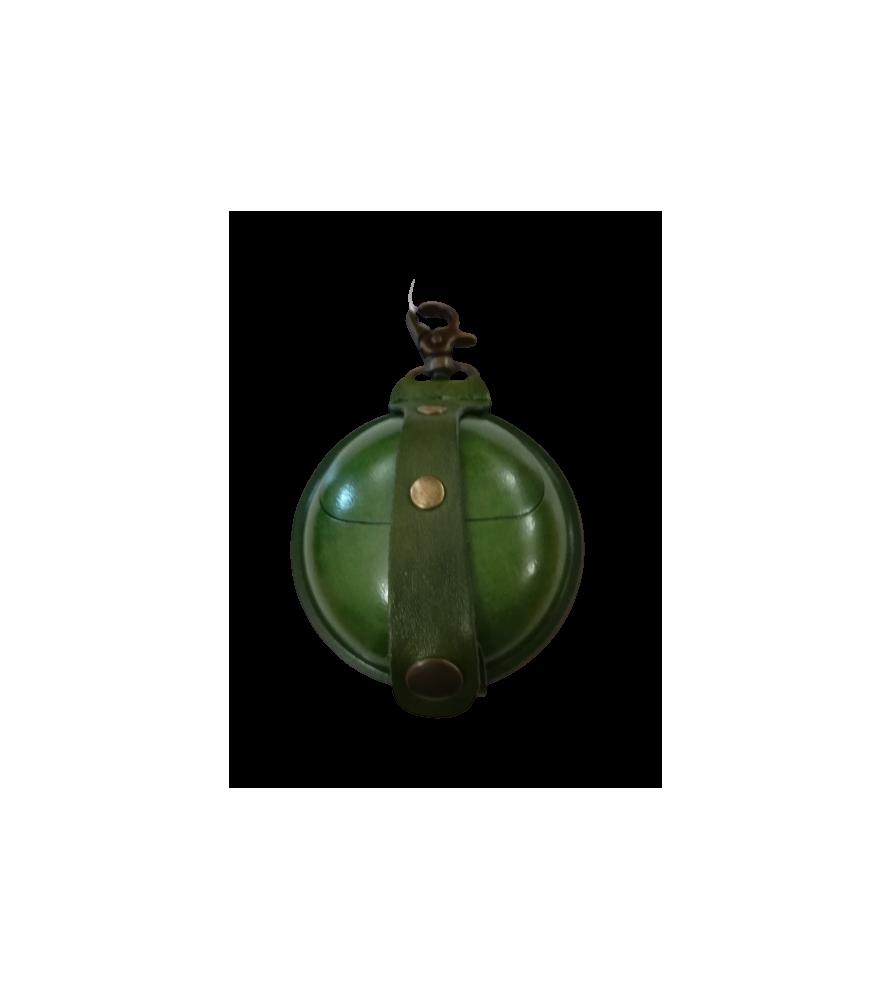 aumônière verte