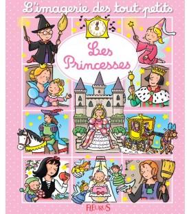 L'imagerie des tout-petits - Les princesses