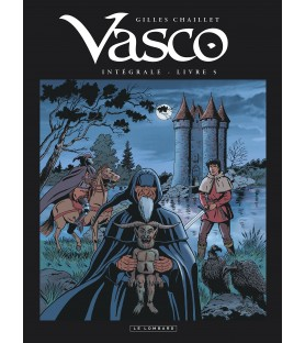 Vasco Intégrale Livre 5