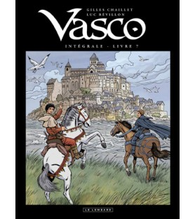 Vasco Intégrale Livre 7