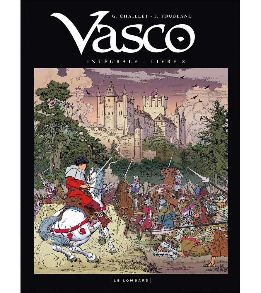 Vasco Intégrale Livre 8