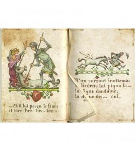 Petit grimoire le bestiaire médiéval