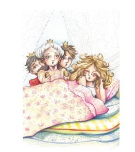 La princesse au petit pois