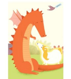 La licorne qui savait parler au dragon
