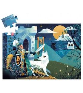 Puzzle Le chevalier de la pleine lune