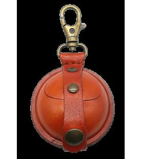 Aumonière médiévale, petit format S orange