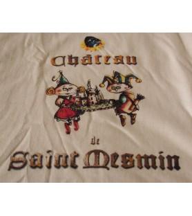 Tee-shirt du Château de Saint Mesmin