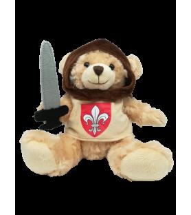Peluche Teddy bear Chevalier
