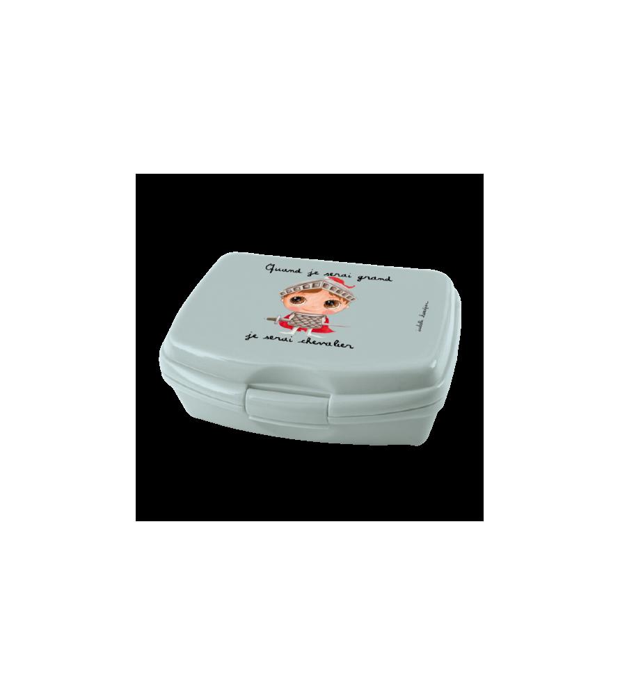 Lunch box de chevalier