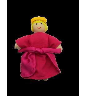 Toise rose princesse