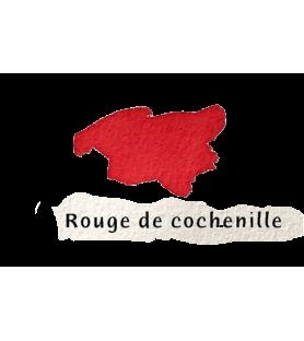 Encre rouge de cochenille