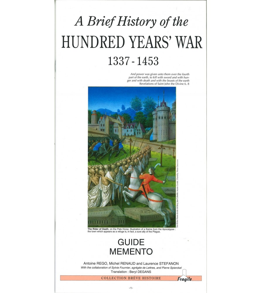 A brief history of the Hundred Years' War