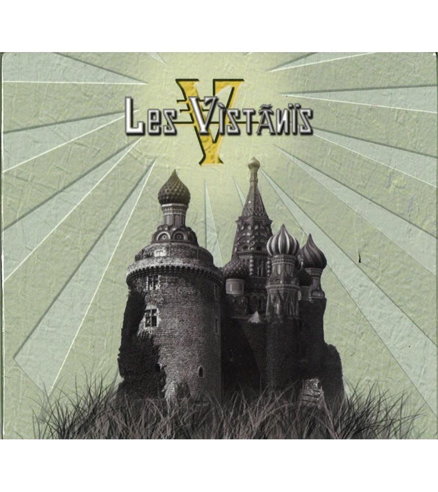 CD Alchymère - Les Vistanis